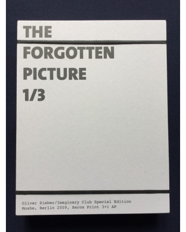 Oliver Sieber - Imaginary Club Special Edition Forgotten Picture - 2013