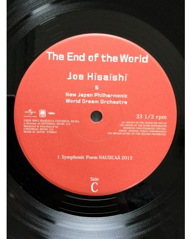 Joe Hisaishi - The end of the world - 2016
