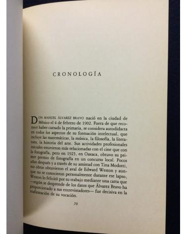 Manuel Alvarez Bravo - Mucho Sol - 1989