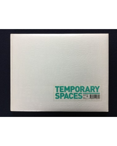 Martin Eberle - Temporary Spaces - 2001