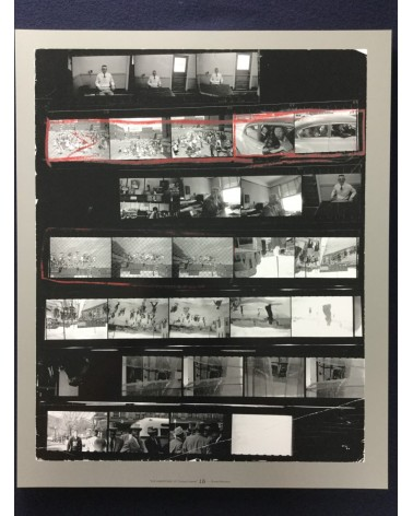 Robert Frank - The Americans, 81 Contact Sheets - 2009