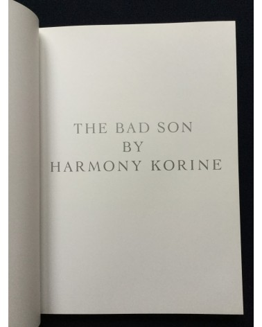 Harmony Korine - The Bad Son - 1998