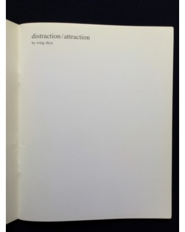 Wing Shya - Distraction / Attraction - 2006