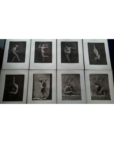 Stanislas Walery - Nus. Cent Photographies Originales de Laryew - 1923