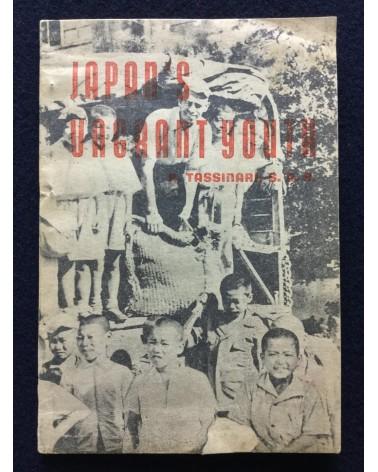 Renato C. Tassinari - Japan's Vagrant Youth - 1949