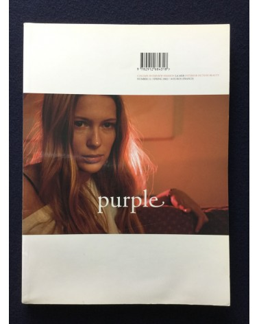 Purple Fashion Magazine - Number 11 - 2002
