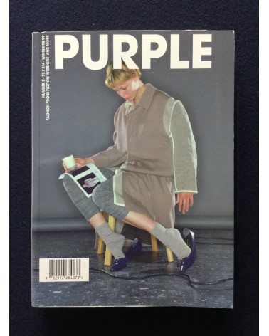 Purple Fashion Magazine - Number 2 - 1998