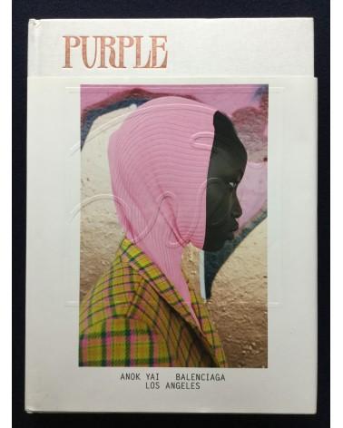 Purple - Issue 30, Los Angeles - 2018