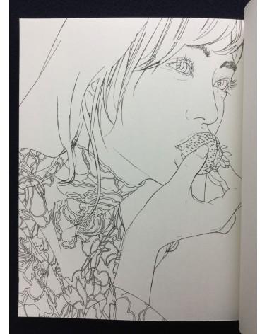 Yasunari Ikenaga - Bijinga coloring book - 2016