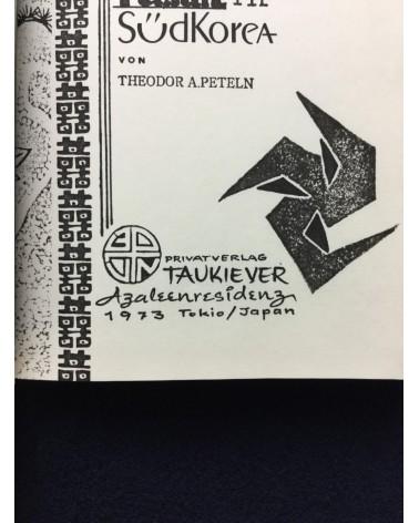 Theodor A. Peteln - Bilder aus Pusan in Sud Korea - 1973