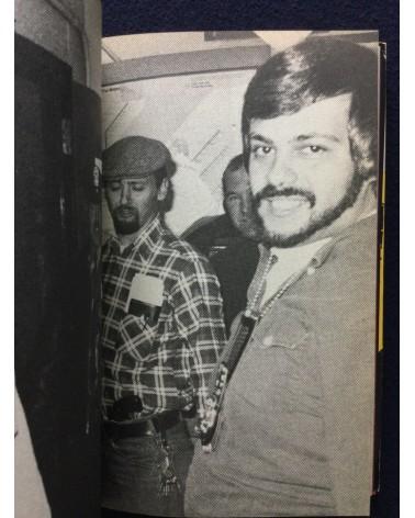 Mickey Yasukawa - Terror in New York - 1977