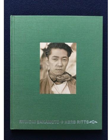 Herb Ritts - Ryuichi Sakamoto + Herb Ritts - 1990
