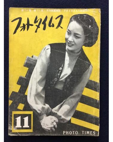 Photo Times - November - 1939