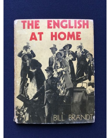 Bill Brandt - The English at Home - 1936