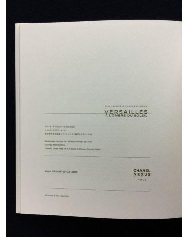 Karl Lagerfeld - Versailles à l'ombre du soleil - 2017