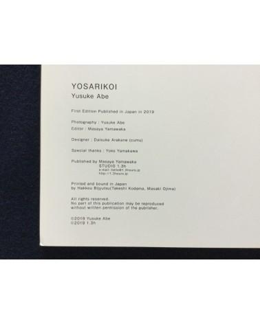 Yusuke Abe - Yosarikoi - 2019