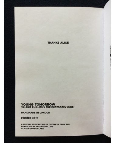 Valerie Phillips - Young Tomorrow - 2019