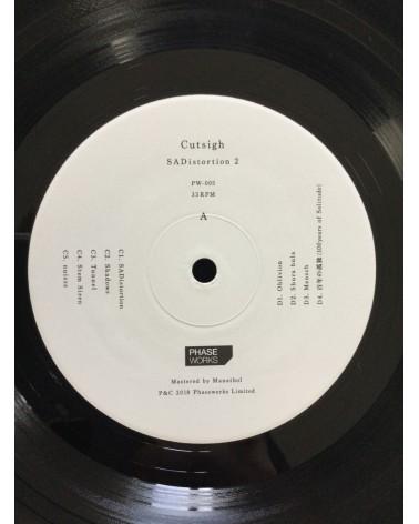 Cutsigh - SADisortion 2 - 2018