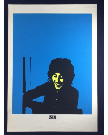 Kenji Oguchi - Self Portrait - 1970