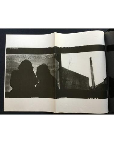 Daido Moriyama - Menu (Extra) - 2012