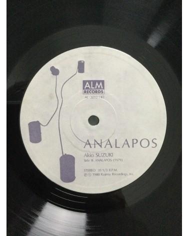 Akio Suzuki - Analapos - 1980