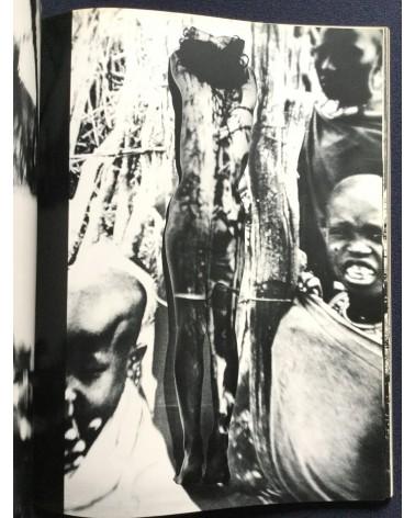 Masaya Nakamura - Ema Nude in Africa - 1971