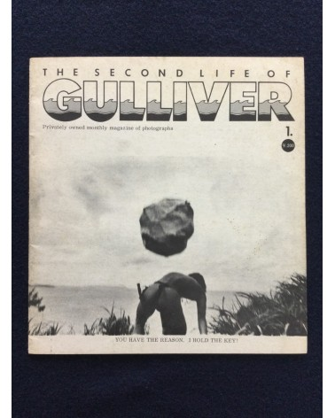 Gulliver - The second life of Gulliver, No.1 - 1973