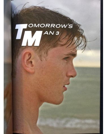 Jack Pierson - Tomorrow's Man 1, 2, 3 - 2014, 2015, 2016