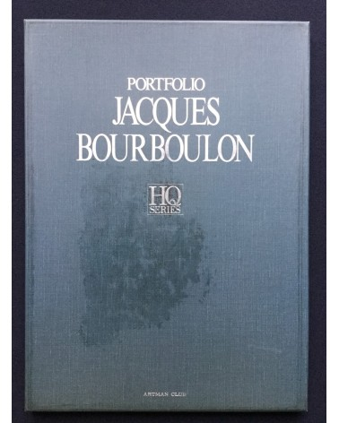 Jacques Bourboulon - Portfolio Artman Club HQ Series - 1992