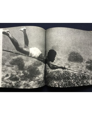 Yoshinobu Nakamura - Ama Woman Sea Divers in Japan - 1962