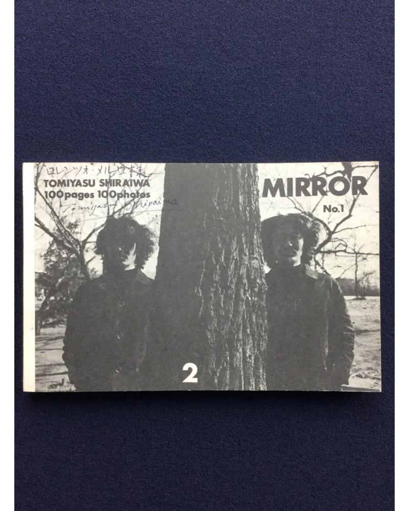 Tomiyasu Shiraiwa - Mirror No.1 - 1974