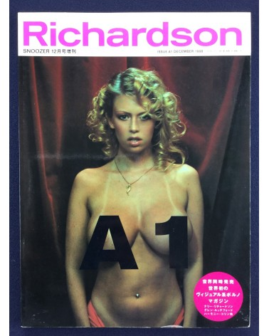 Terry Richardson - Issue A1 - 1998