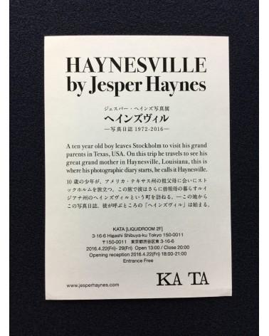 Jesper Haynes - Brooklyn 11211 - 2016