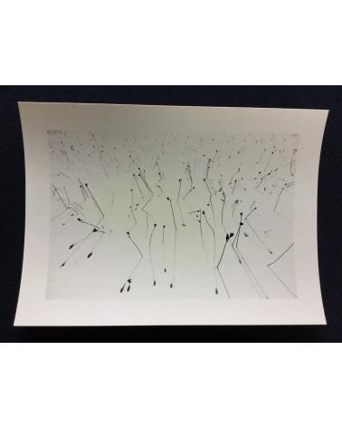 Jiro Kanaumi - Shiroi Oze. With 5 original prints - 1978