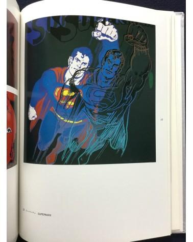 Andy Warhol - Exhibition Catalogue 1983-1984 - 1984