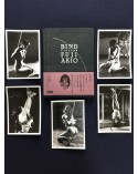 Akio Fuji - Bind. With 5 original prints - 1992