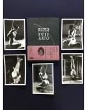 Akio Fuji - Bind. With 5 original prints - 1992