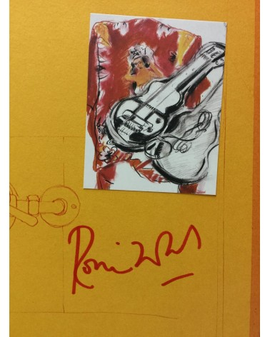 Ronnie Wood - Wood on Canvas, Every Picture Tells A Story - 1998