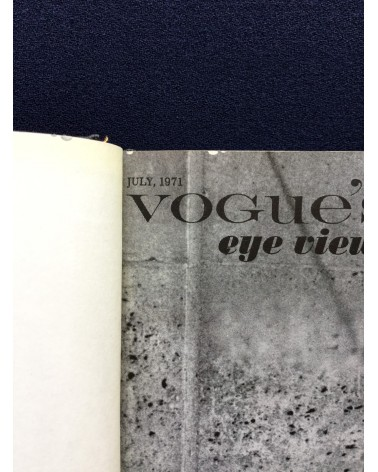 Vogue - Point of View, Volumes I and II - 1971