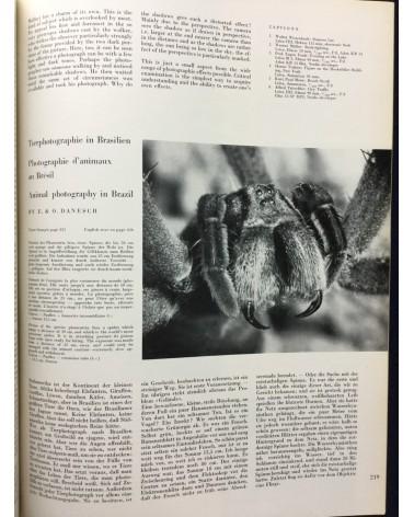 Camera Magazine - May 1956, No.5, Brassai - 1956