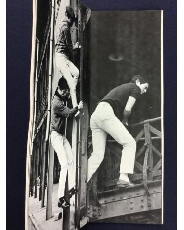 Underground Theatre Scorpio Experiment - No.31, A cat on rails (Josef Topol) - 1968