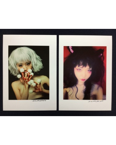 Trevor Brown & Nananano - 2 Prints - 2018