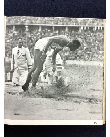 Dr. Paul Wolff - Leica Photo Collection of the 11th Olympic Games Berlin - 1937