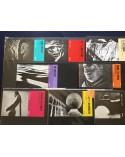 Eikoh Hosoe, Kishin Shinoyama, Ikko Narahara... - Lot 8 Portfolio Chikuma Shobo (complete collection) - 1971