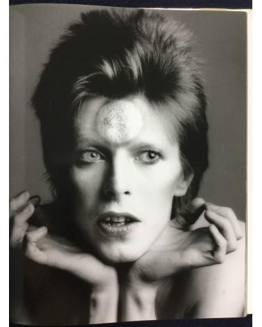 Masayoshi Sukita - David Bowie, Ki, Spiritual Force - 1992