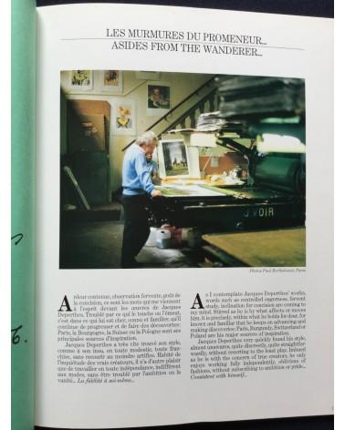 Jacques Deperthes - Vision sur l'estampe - 1984