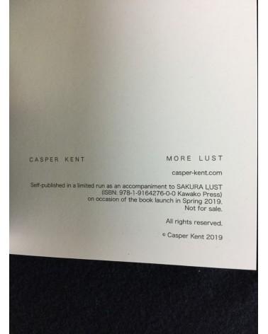 Casper Kent - Sakura Lust and More Lust - 2019