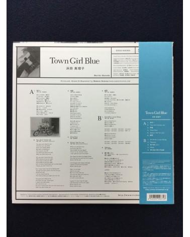Mariko Hamada - Town Girl Blue - 2017