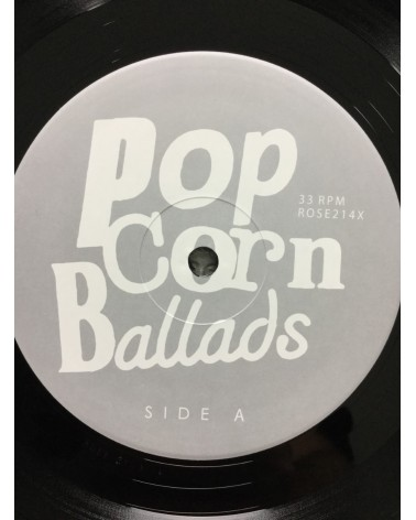 Sunny Day Service - Popcorn Ballads - 2017