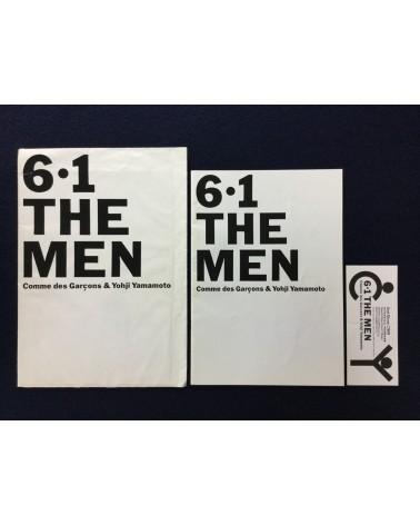 Comme des Garcons & Yohji Yamamoto - 6-1 The Men - 1991